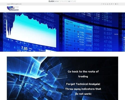 Forex Incognito: System Based Purely On The Price!