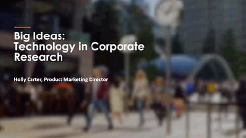Examples and use cases showing how companies have leveraged Digital Corporate Research Technology to address business challenges.