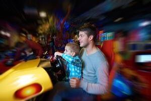 amusement park and arcades market