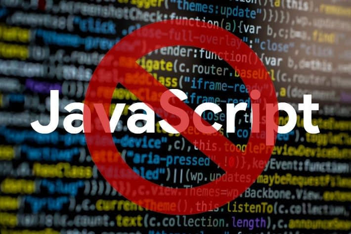 JavaScript not indexed