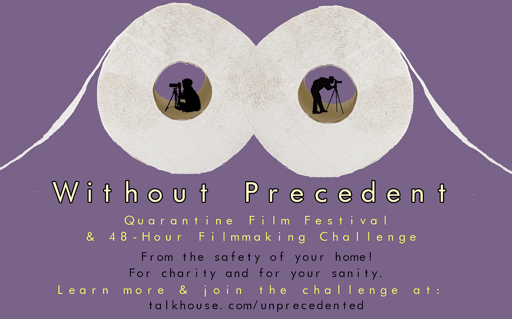Celebrity-Driven Media Platform Talkhouse Launches First-Ever Coronavirus-Friendly Film Competition and Movie Festival