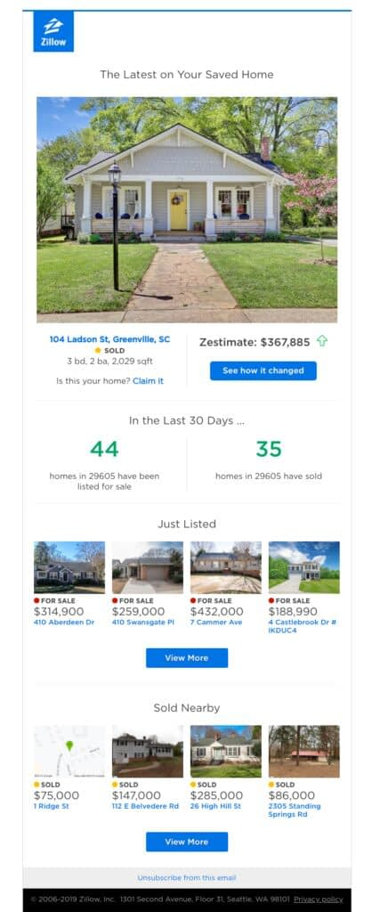 How to Create Real Estate Newsletters That Sell - 11 Tips & Examples