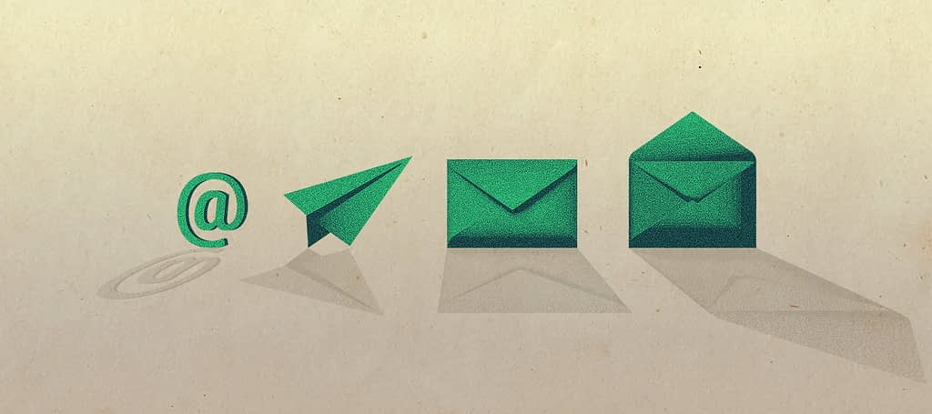 The Age of Email - Blog