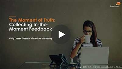 Webinar: Learn how to collect feedback in real time