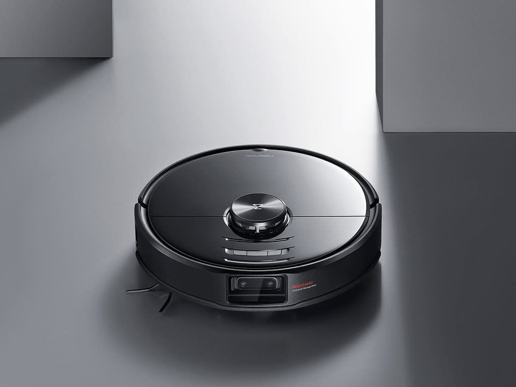 Roborock S6 MaxV Review A Robot Vac That Avoids Dog Poop